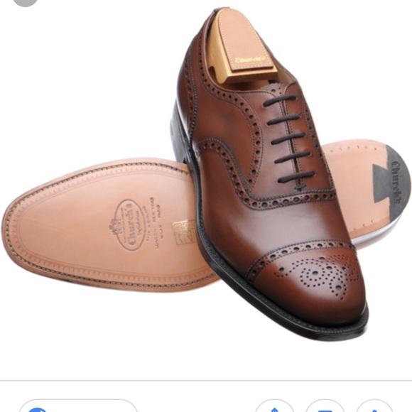 Church's Shoes   Churchs Custom Grade